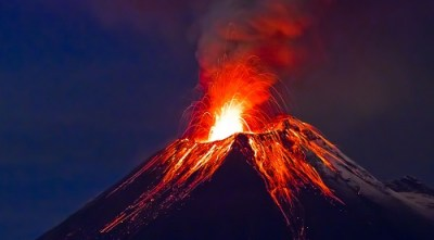 Panama Papers and Iceland volcanoes