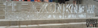 exxonknew climate hawks vote