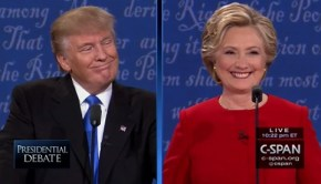 clinton trump presidential debate