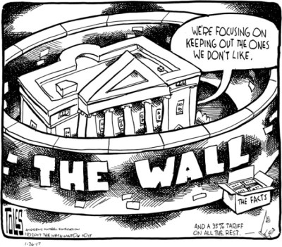 tom toles border wall vs facts