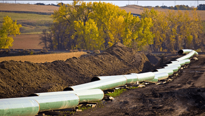 Non-US steel ready for Transcanada's KXL pipeline