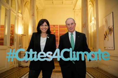 cities for climate paris climate agreement