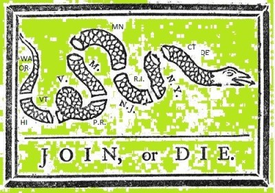 Join or Die US Climate Alliance