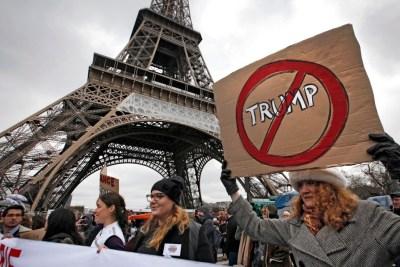 paris climate agreement no trump