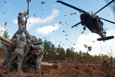 The military loves wind energy. NC GOP, not so much