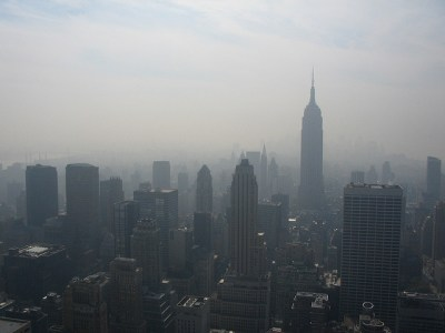 smog NYC by Triin
