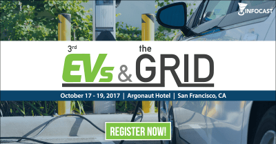 EVs and the Grid summit, Oct 17-19, San Francisco
