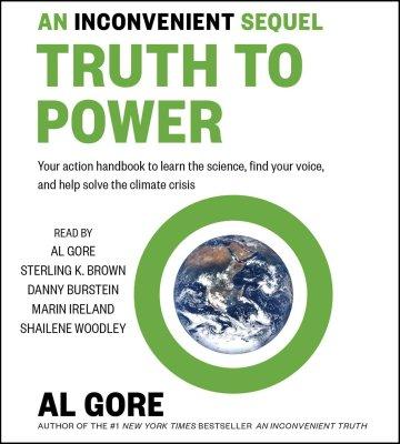 Inconvenient Sequel Book Al Gore
