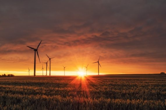 Wind energy facts - pushing back against climate change