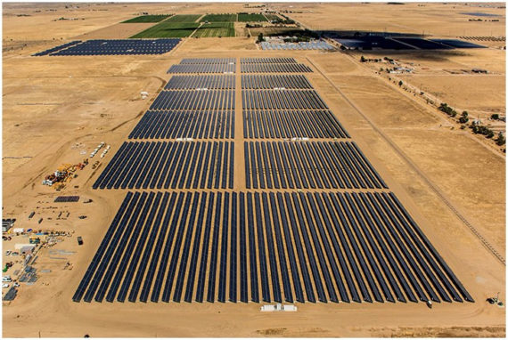 "GOP mayor makes Lancaster, CA the ""Solar capital of the universe"""