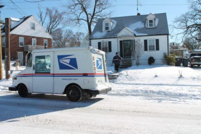 Could USPS go all electric for the next generation of delivery