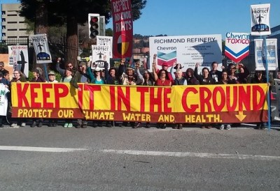 Keep it in the Ground - indigenous peoples vs big Oil. by David Solnit
