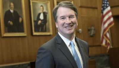 Brett Kavanaugh, SCOTUS nominee