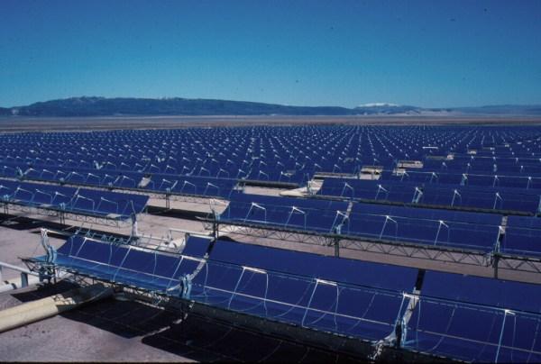 renewable energy - solar in california
