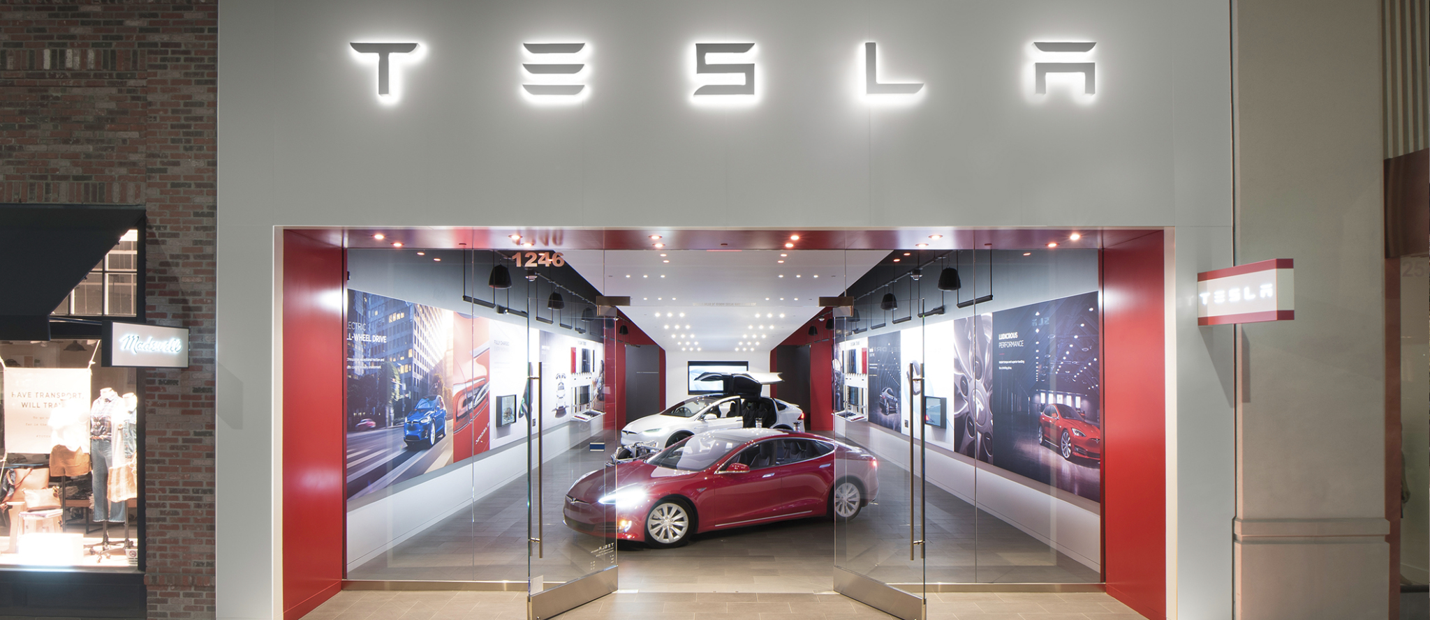 What's going on with Tesla stock - are we coming up on a