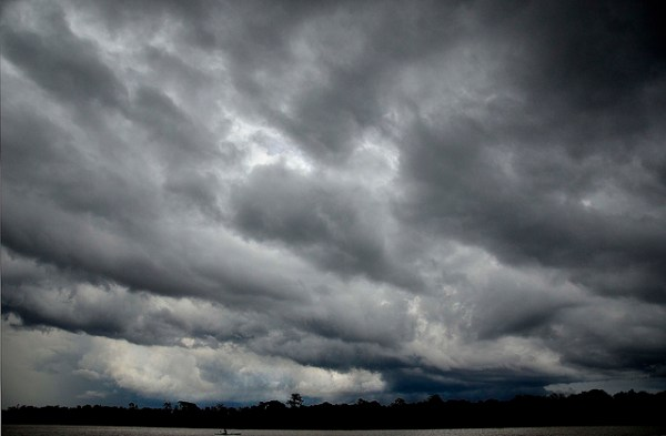 climate change the gathering storm