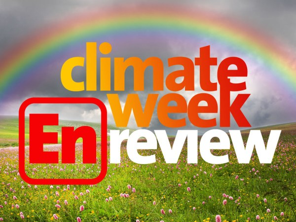 EcoRight News climate change week in review from RepublicEN