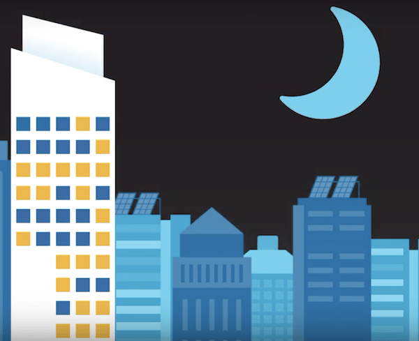 The superhero that will save us from climate change - energy efficiency in buildings