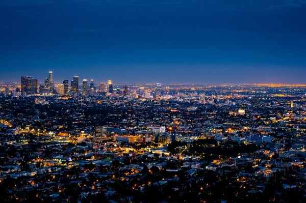 Green New Deal means powering Los Angeles lights with renewable energy, not coal or gas