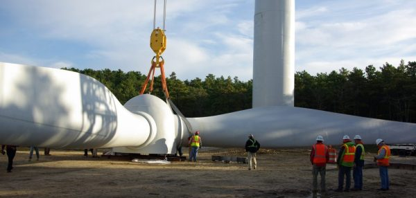 wind turbine installation Massachusetts Exec. Office of Energy and Environmental Affairs