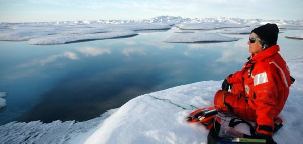 earth day arctic listening NOAA