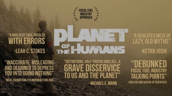 Planet of the Humans by Michael moore bullshit debunked