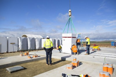 The Tesla Powerpacks for the Hornsdale expansion are expected to be installed, and system operational, by mid 2021.