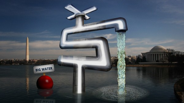 big water wants privatization. Why does Tammy Duckworth?