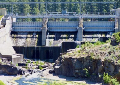 The John C. Boyle Dam, which is slated for removal. Source: The Karuk tribe