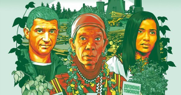 At least 212 eco-defenders were murdered around the world last year, according to a new annual report. (Image: Global Witness)