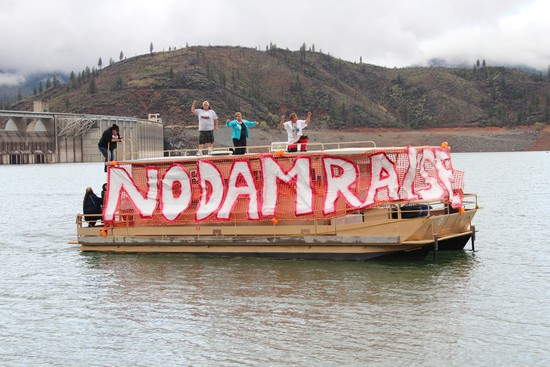 Winnemem Wintu Leaders, Journalists and Legal Experts to Hold Live Panel on the Shasta Dam Raise