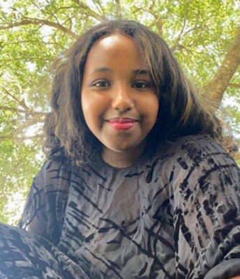 Youth environmental advocate Hodan Barreh cautions green groups to avoid tokenization of people of color. Photo courtesy of Hodan Barreh