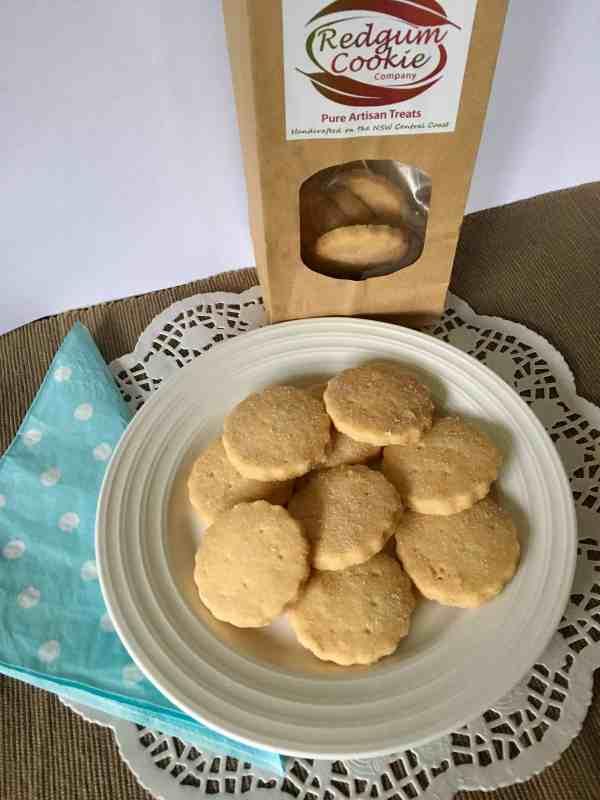 Redgum Cookies Aussie Classics - Shortbread