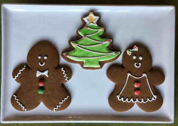 Xmas Selection Large Cookies - Redgum Cookie Company