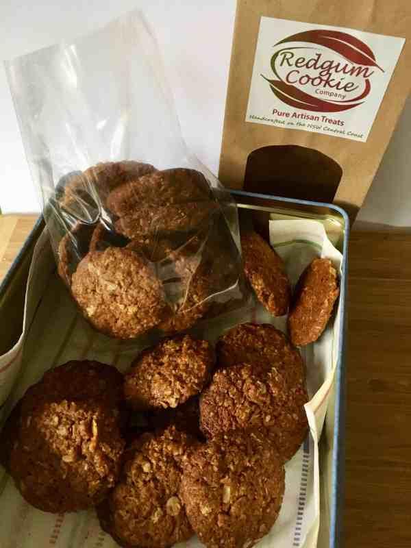 Redgum Cookies Aussie Classics - Anzac Biscuits