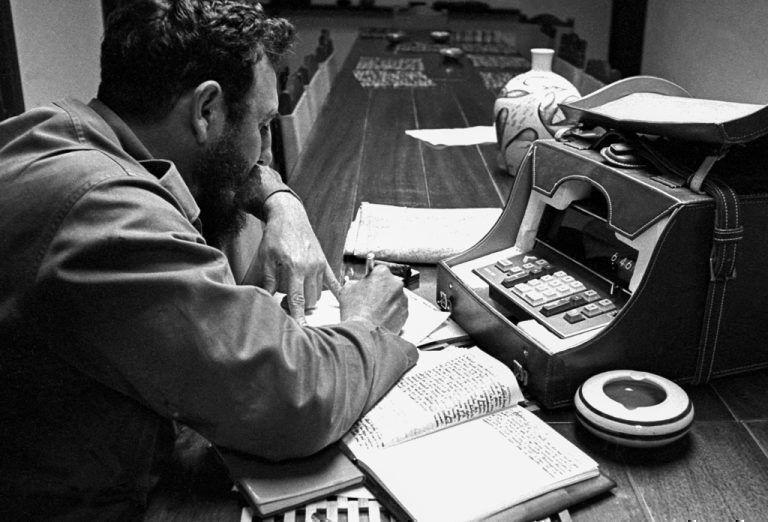 6.-Recorrido-por-la-Provincia-de-Oriente-1970-50-x-34-cm-Fidel-Castro-768x522