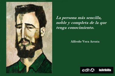 Fidel por Guayasamin
