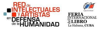 Declaración de la Red en Defensa de la Humanidad en la XVII Feria Internacional del libro de La Habana
