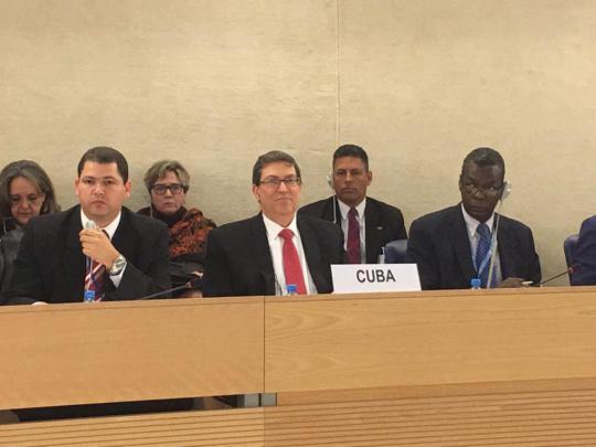 Cuba continuará avanzando en la construcción de una sociedad cada vez más libre, democrática, justa y solidaria