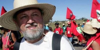 João Pedro Stedile, economista, miembro de la Coordinación Nacional del Movimiento de los Trabajadores Rurales Sin Tierra (MST) , de la Vía Campesina Brasil