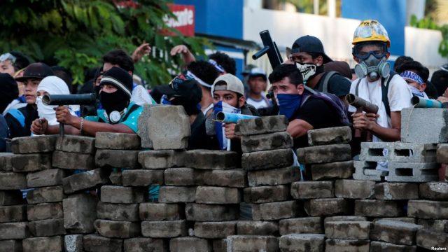 Nicaragua : del terrorismo considerado como el arte de manifestar. Por Alex Anfruns