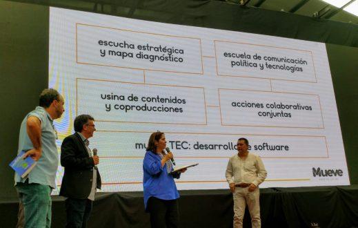 Nace Mueve América Latina, plataforma de medios digitales y comunicacionales