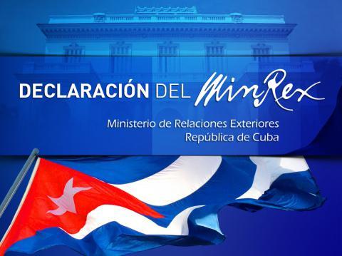 CUBA RECHAZA DECISIÓN DE ESTADOS UNIDOS DE OBSTACULIZAR LOS VIAJES DE CIUDADANOS CUBANOS