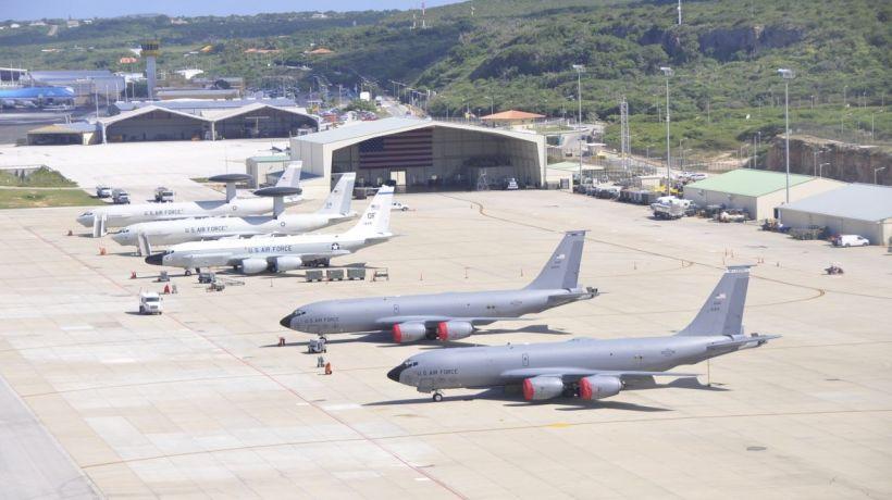 Un paseo por las bases militares de EEUU en Curazao y Aruba
