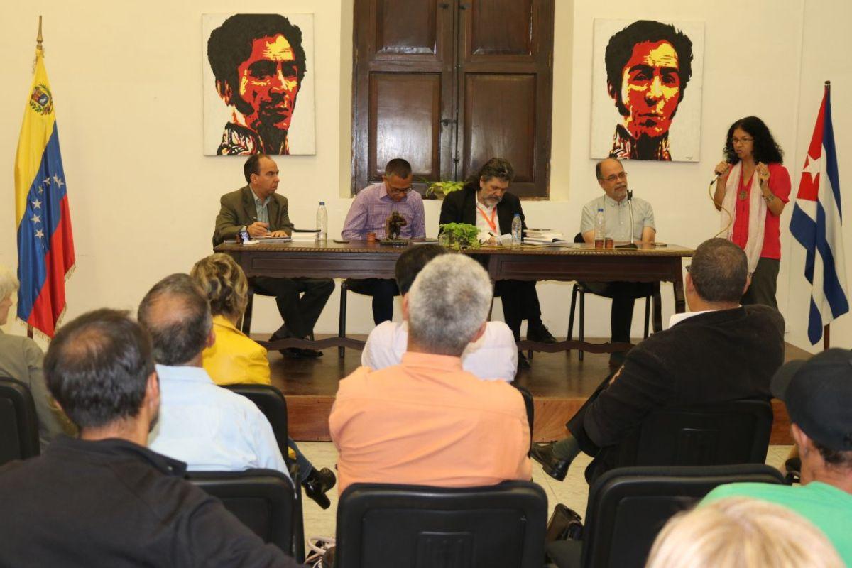 Red de Intelectuales, Artistas y Movimientos Sociales en Defensa de la Humanidad rechaza prácticas fascistas y racistas
