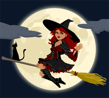 red-headed-witch-clipart-1