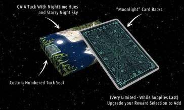 Gaia Moon Tuck and Card Back