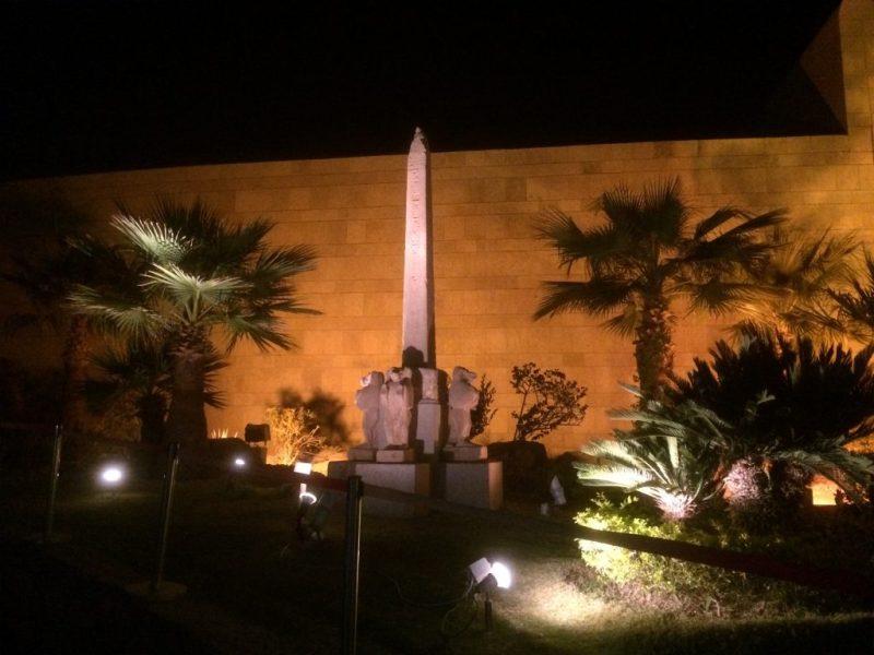 nubian museum in aswan, egypt
