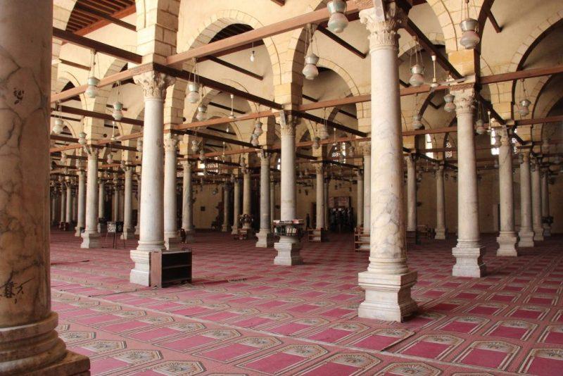 Masjid Amr ibn al-As, Cairo