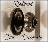 Redhead Can Decorate